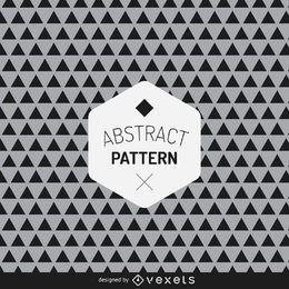 Hipster-Dreieck-Muster