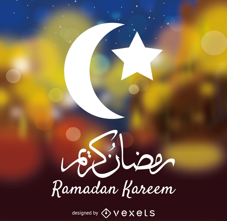 Ramadan Kareem sign