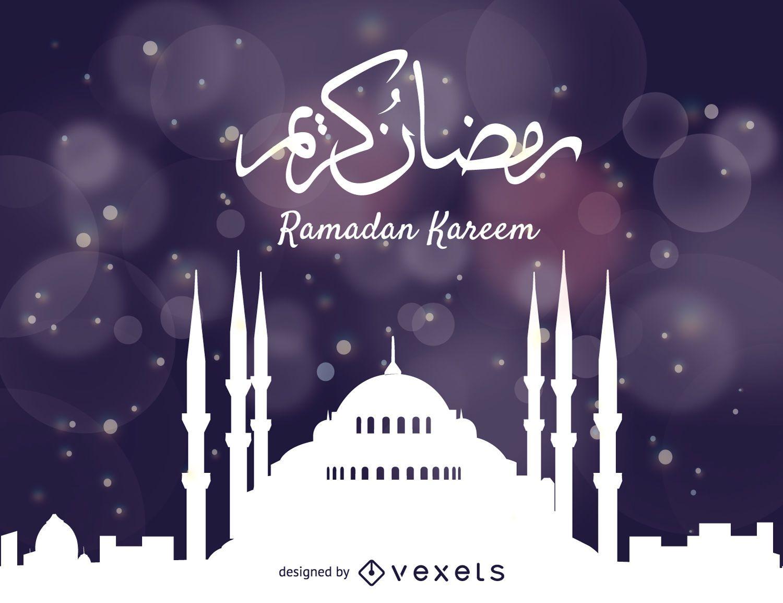 Design Ramadan Kareem