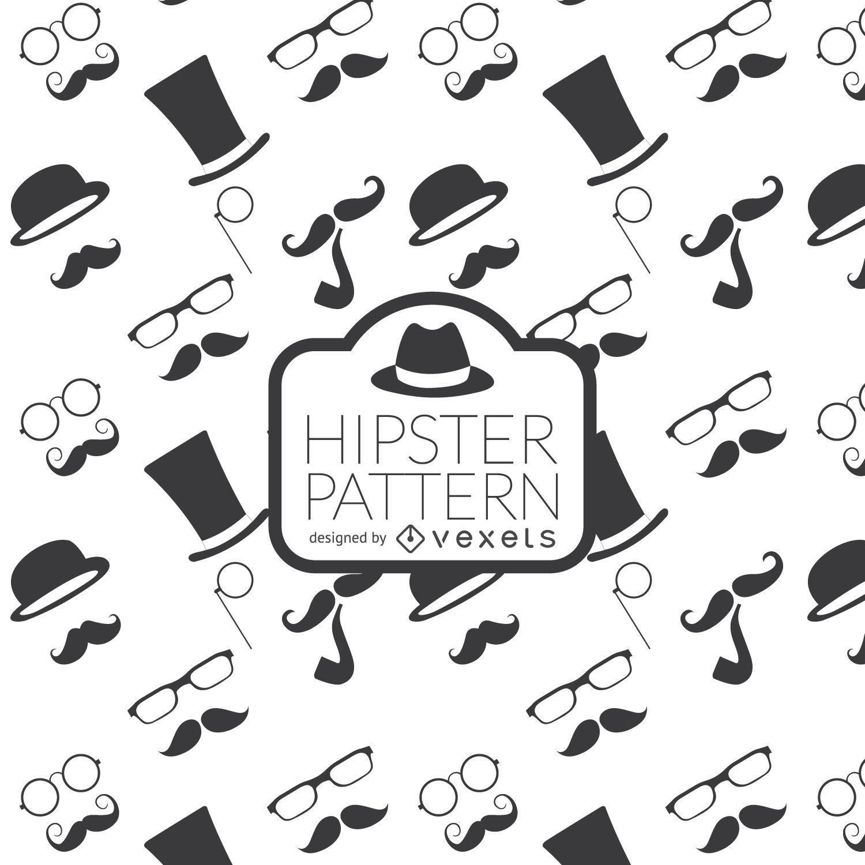 Hipster element background