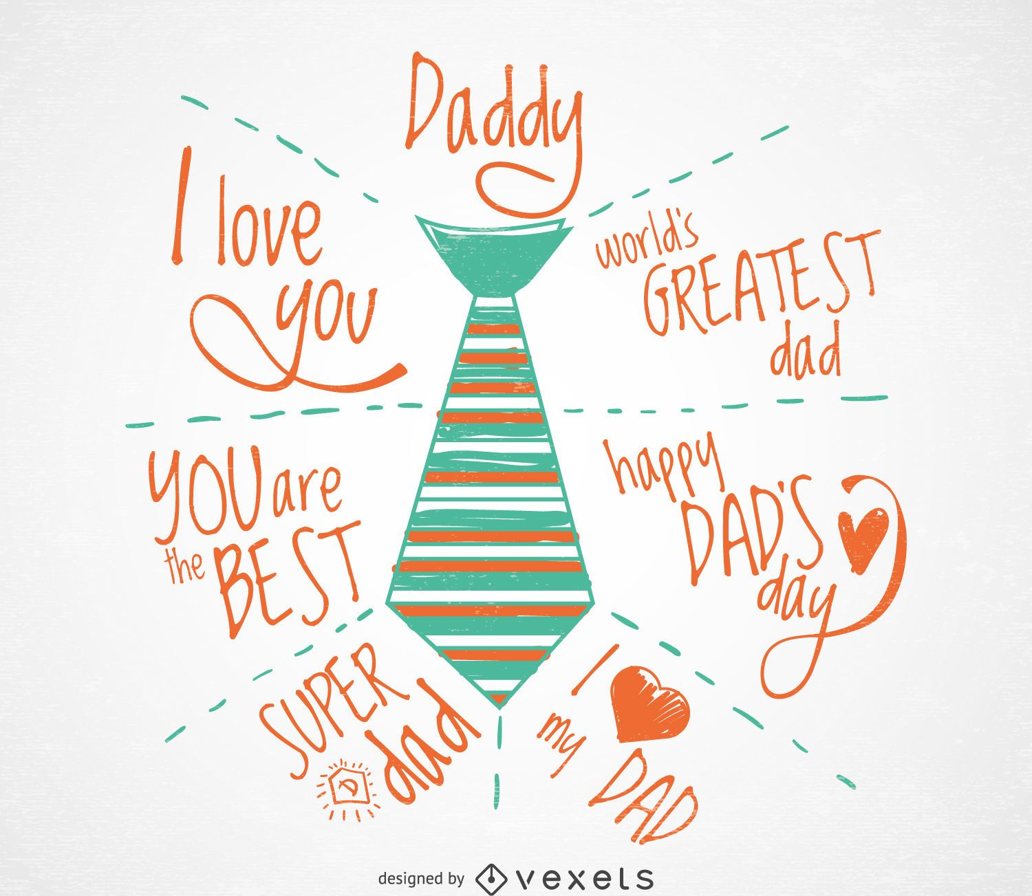 Fathers day greeting card vector download fathers day greeting card download large image 1900x1650px license image user m4hsunfo