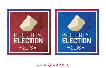 Signo de las elecciones presidenciales de 2016