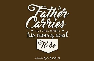 cotización del día de padre