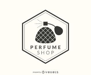 Logotipo da loja de perfumes