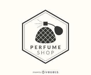 Logotipo de la tienda de perfumes