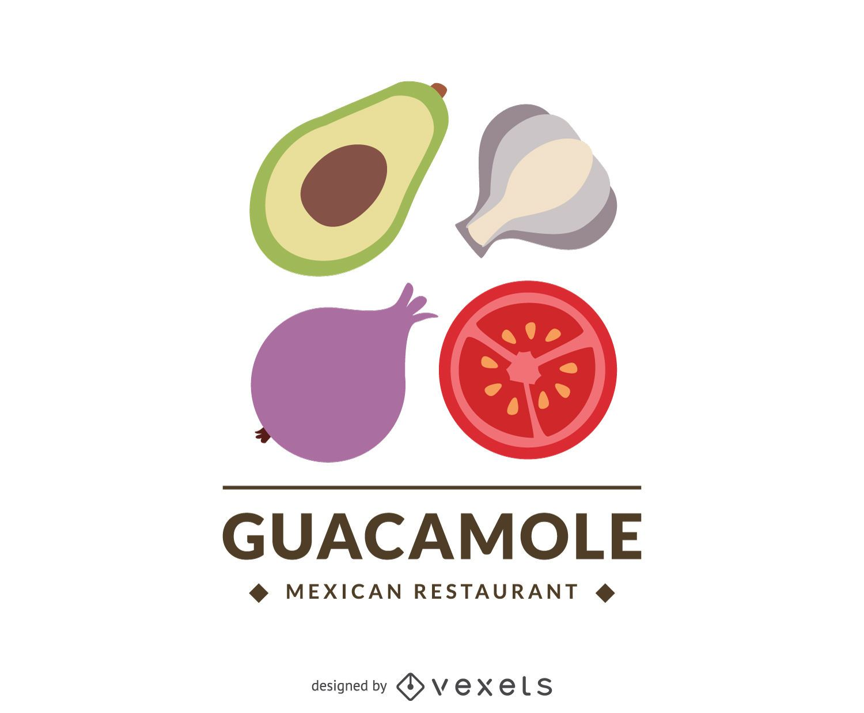 Logotipo de restaurante mexicano