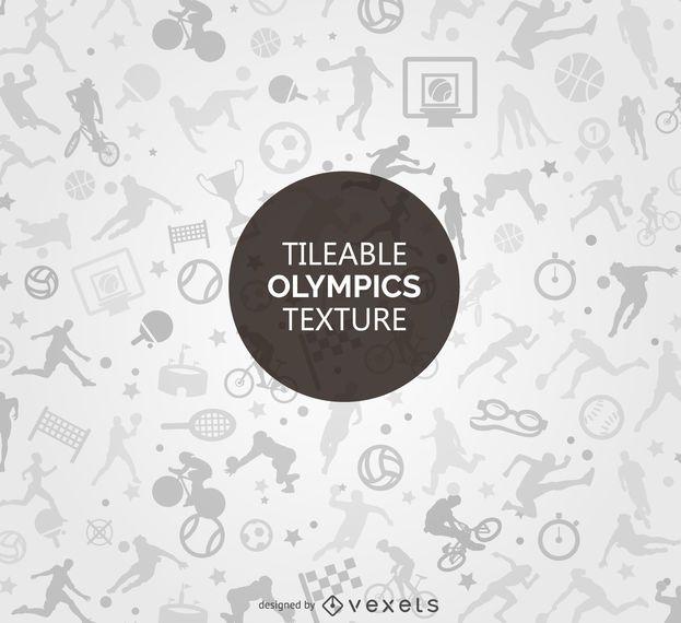 Tileable Olympics-Beschaffenheits-Design