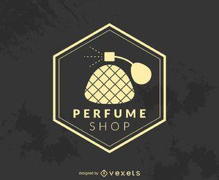 Logotipo de la tienda de perfumes Hipster.