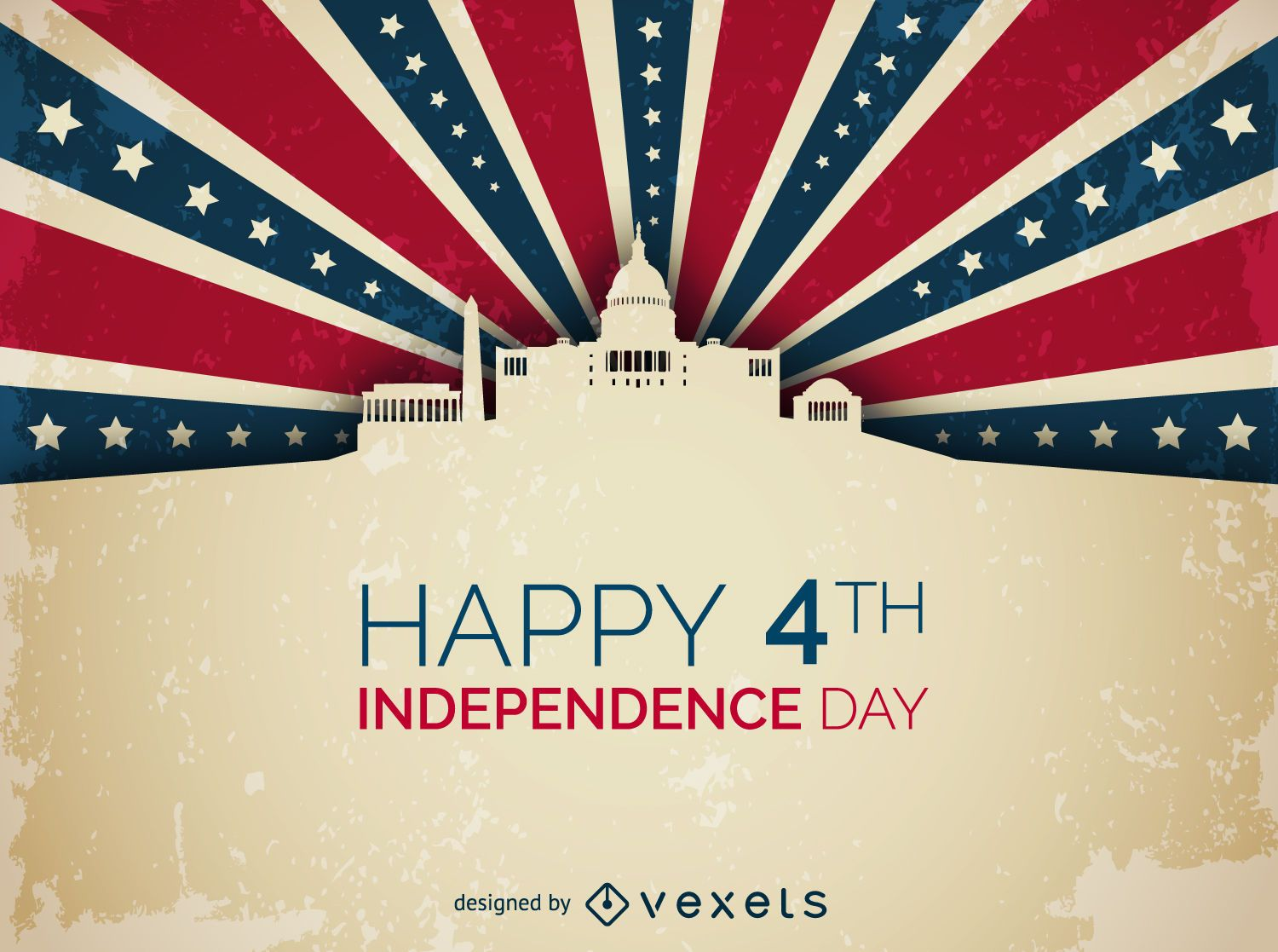 Independence Day White House design