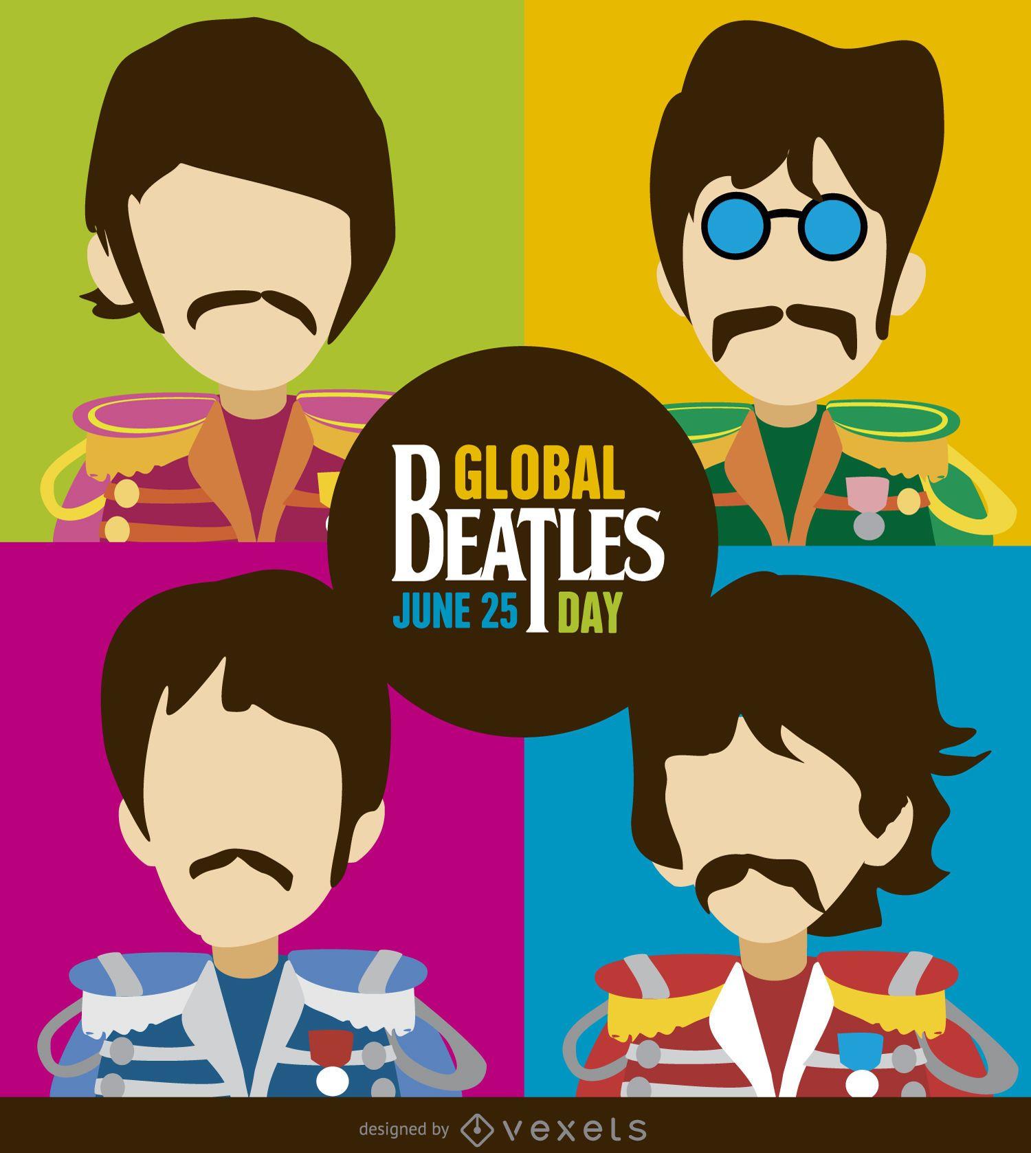 Amazoncom The Compleat Beatles VHS John Lennon Paul