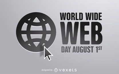 World Wide Web Day design