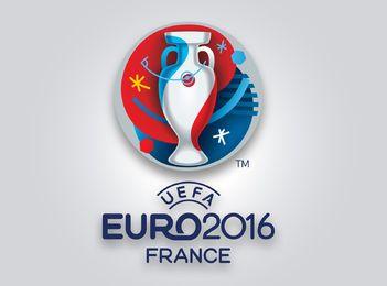 Logotipo de la UEFA Euro 2016 Francia