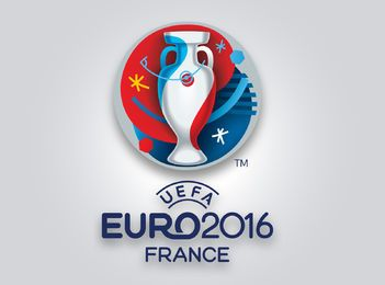 UEFA Euro 2016 France logo