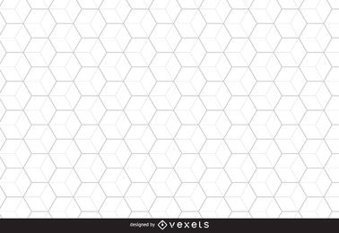 fundo hexagonal do favo de mel