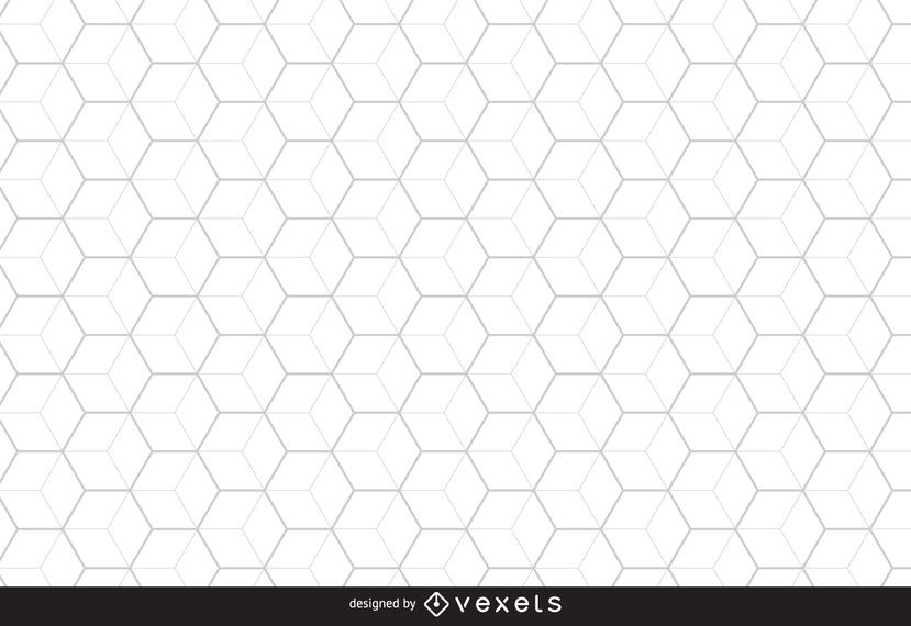 Honeycomb hexagonal background