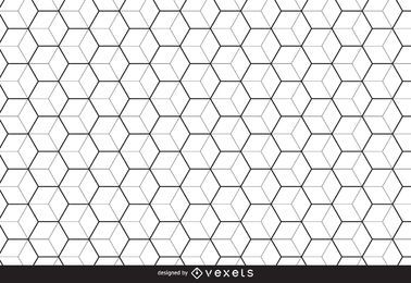 Monochrome linear pattern background
