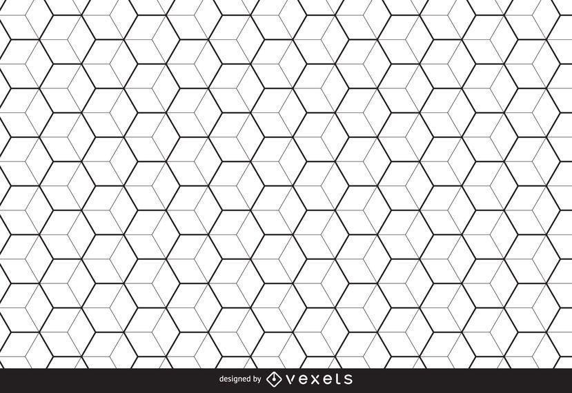 Einfarbiger linearer Musterhintergrund