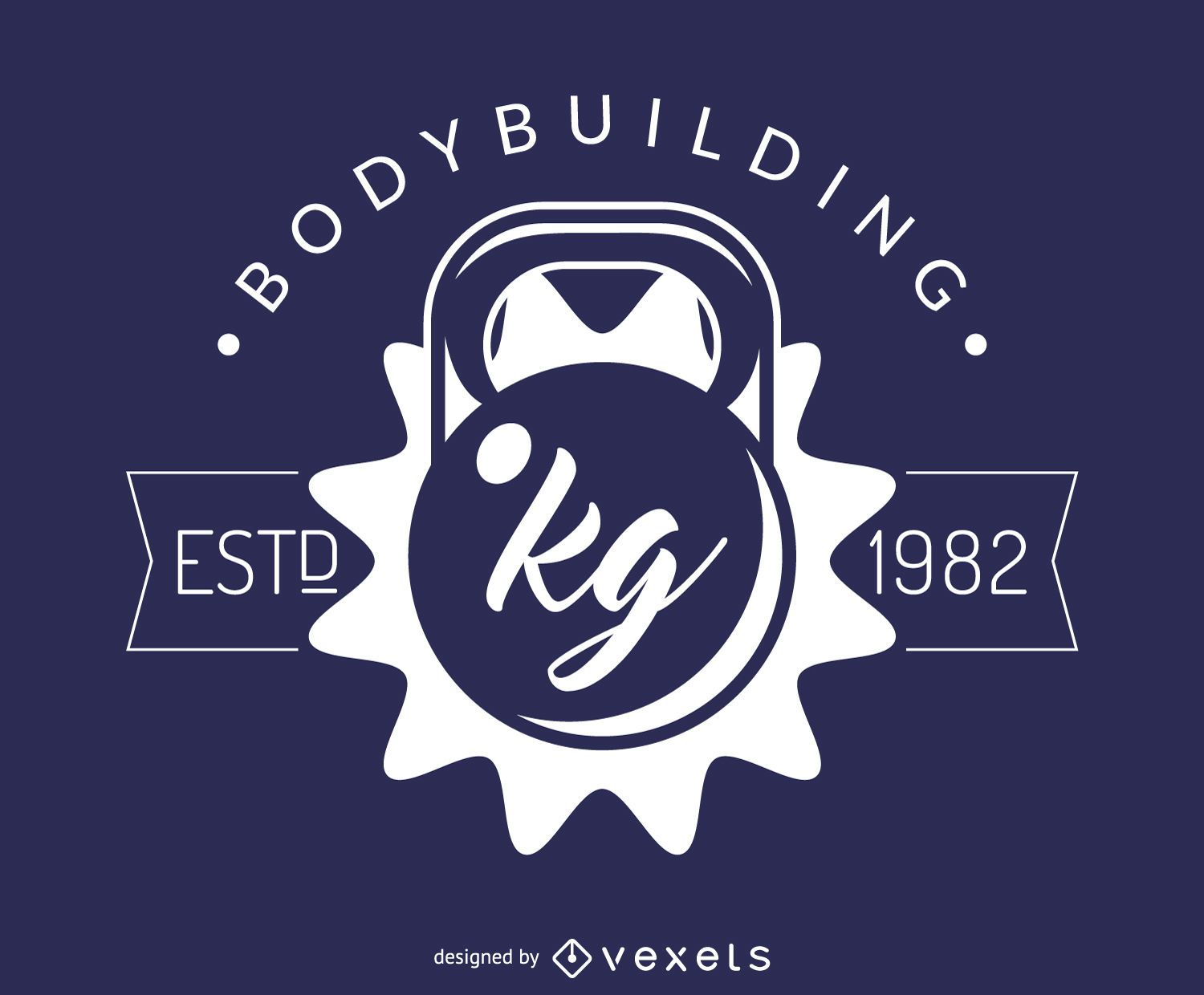 Bodybuilding fitness gym logo template - Vector download for Gym Logo Pictures  270bof