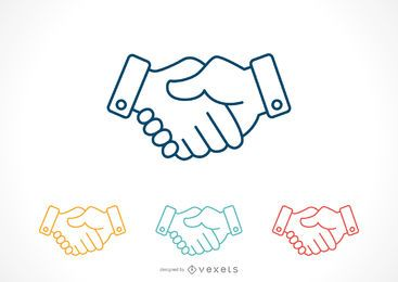 Handshake-Icon-Set