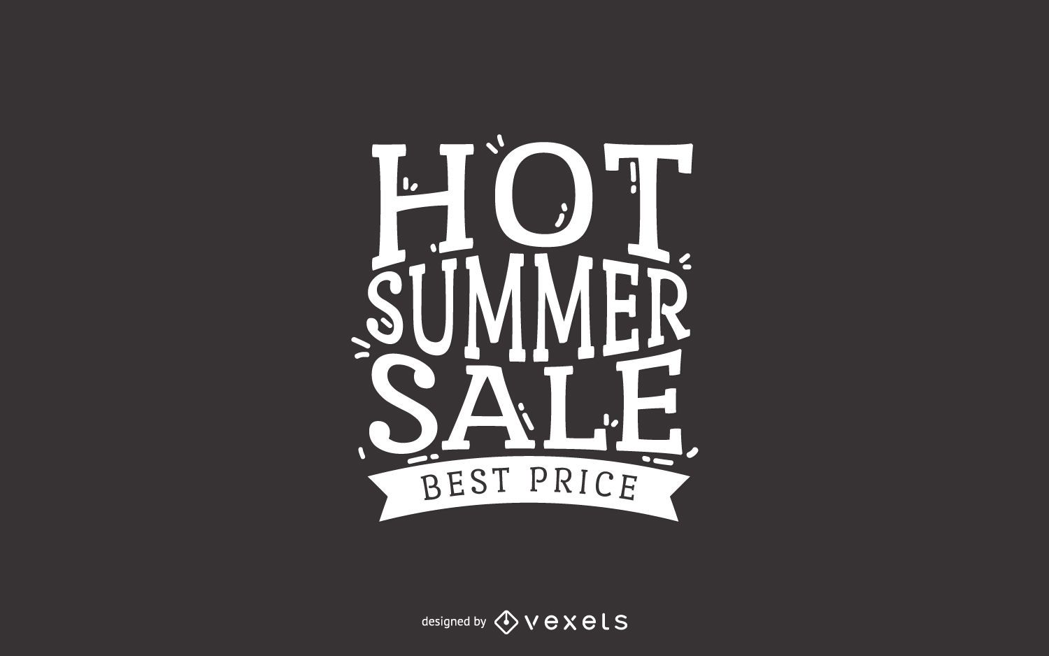 Summer Sale Label Vector Download
