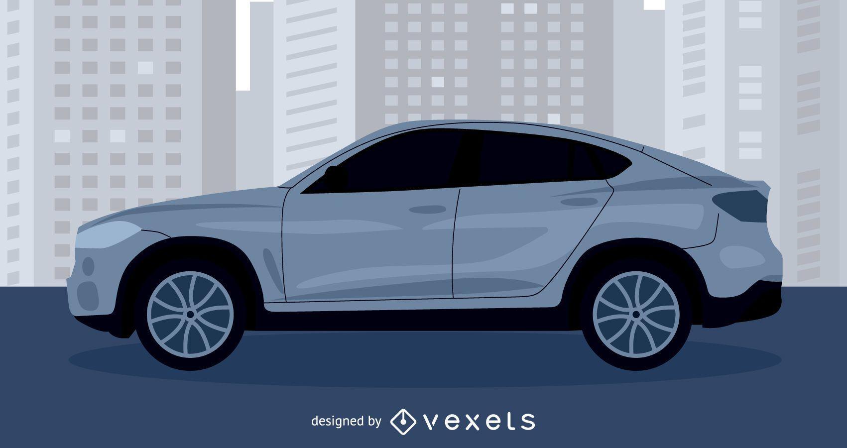 Honda Accord V6 car