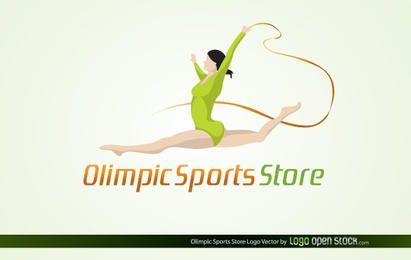 Olympisches Sportgeschäft