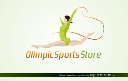 Tienda de deportes olímpicos