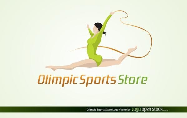 Loja de esportes olímpicos