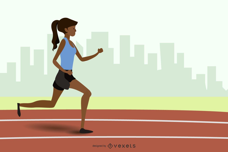 ¡Los vectores gratuitos para mantenerse en forma dan a sus diseños un entrenamiento!