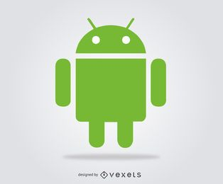 Logotipo vectorial de Android