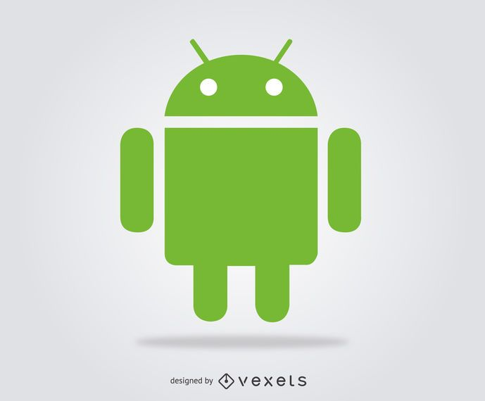 Logo Vector de Android