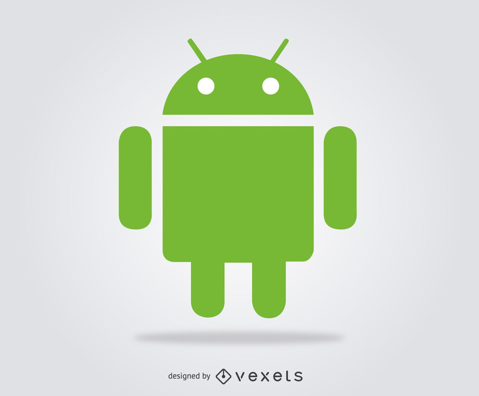 android vector logo vector download