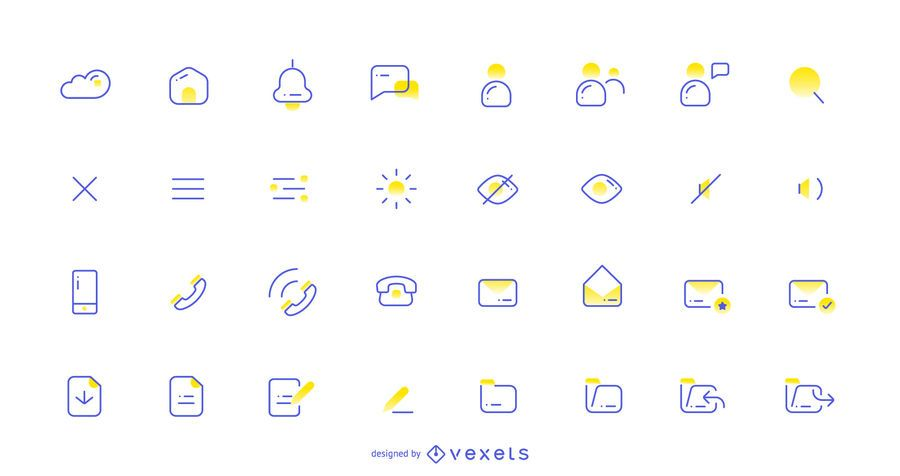 90 Free Vector icons for Download