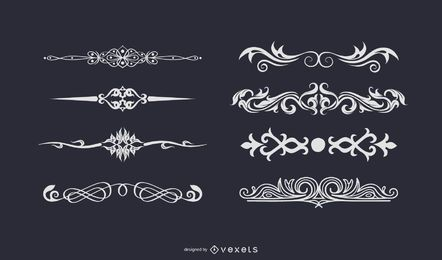 Vector Ornaments - Download Page