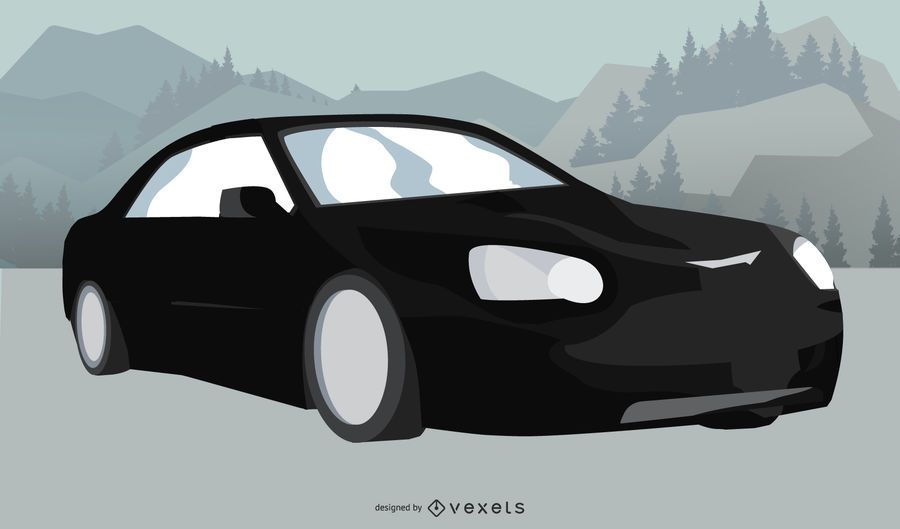 Aston Car Vector