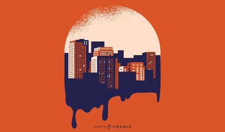 vetor urbano livre