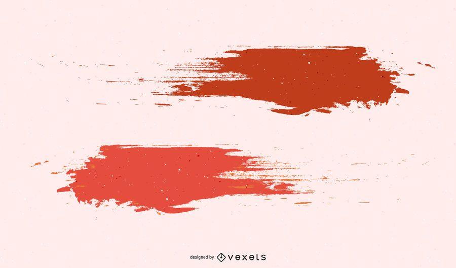 Vector Paintbrush Swoosh
