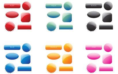 Iconos Web 2.0