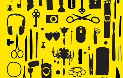 Free VECTORS miscellaneous objects