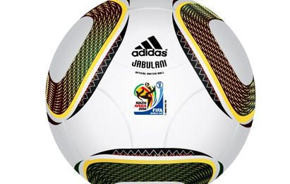 Fifa 2010 world cup ball vector