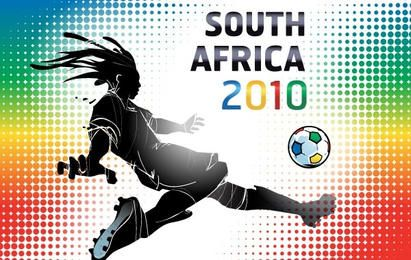South Africa 2010 World Cup Poster