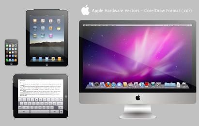Apple Hardware Vectors