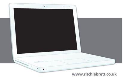 Laptop-Bloc de notas