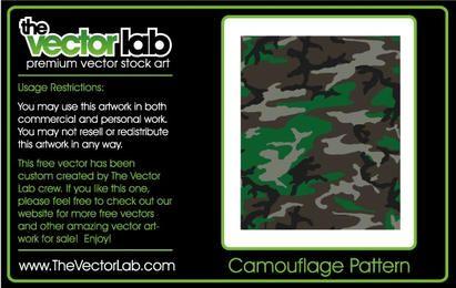 Patrón de camuflaje