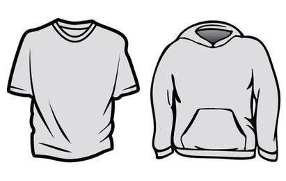 BlueCotton T-Shirt Templates
