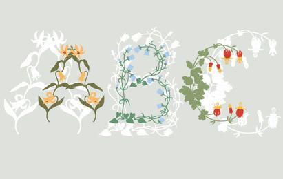 Flores abc