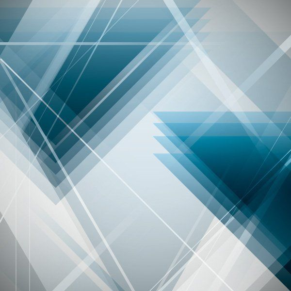 Abstract Overlapping Triangles Background - Vector download
