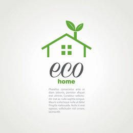 Fresh Ecology Concept Home