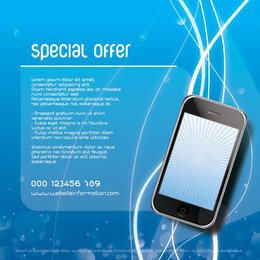 Special Offer High Tech Background