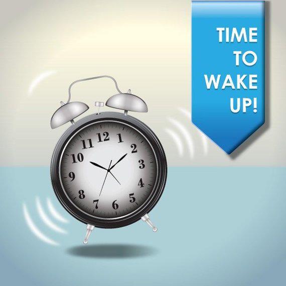 Despertar tiempo mañana fondo